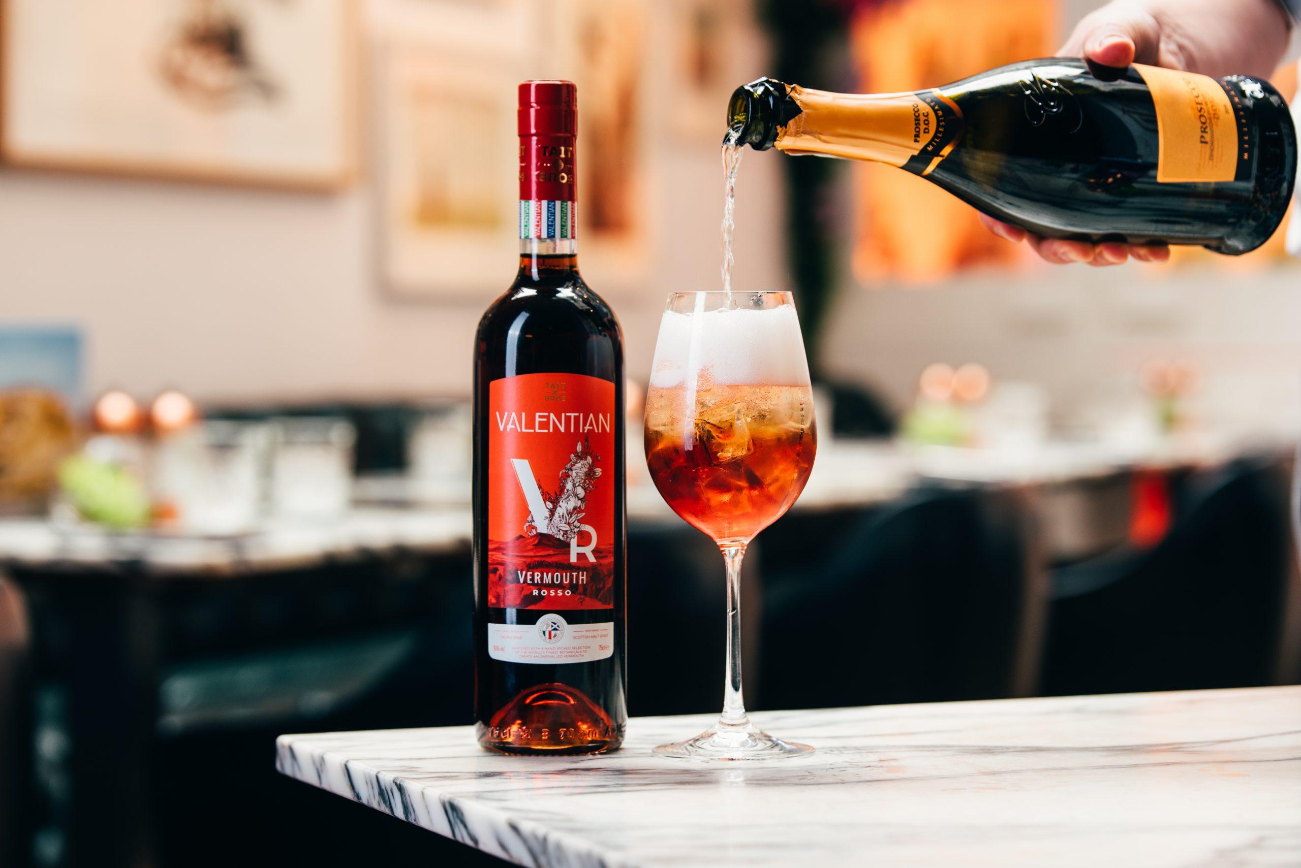 Bar 4 Valentian Spagliato (served up)
